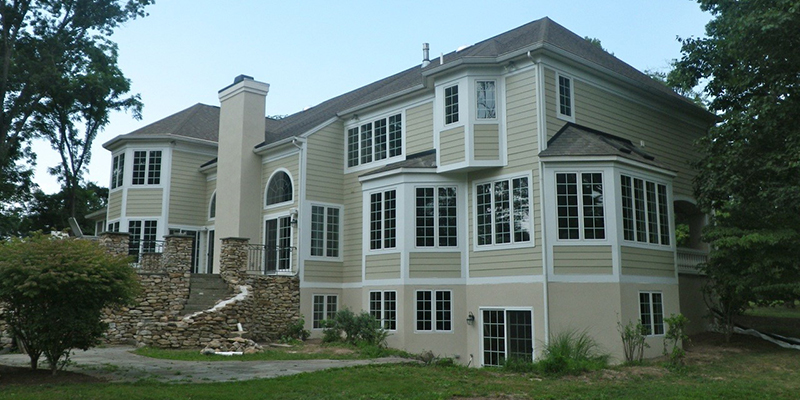 Home Exteriors Stucco Stone And Siding