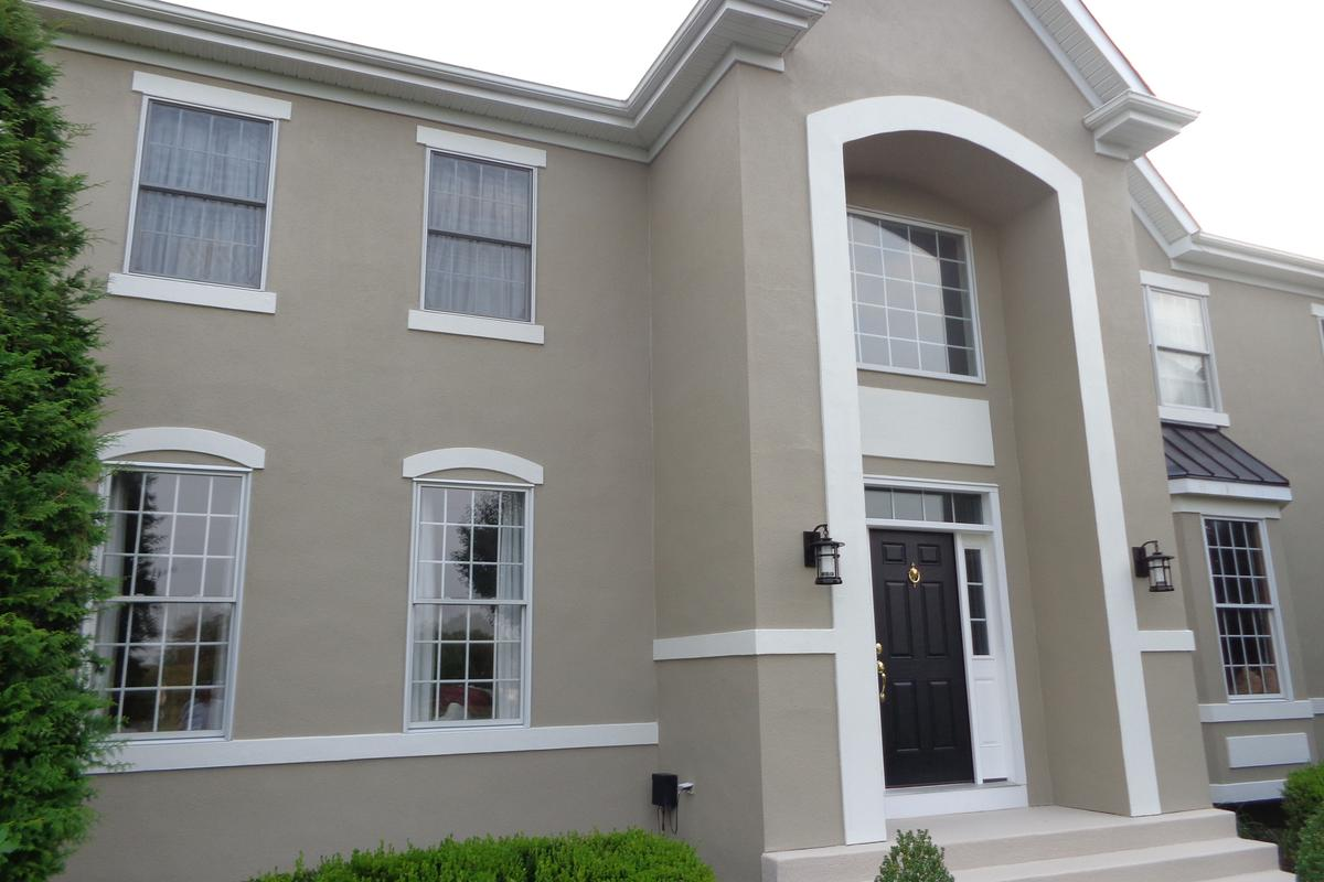 Most popular stucco colors this year ai restoration for Most popular stucco colors