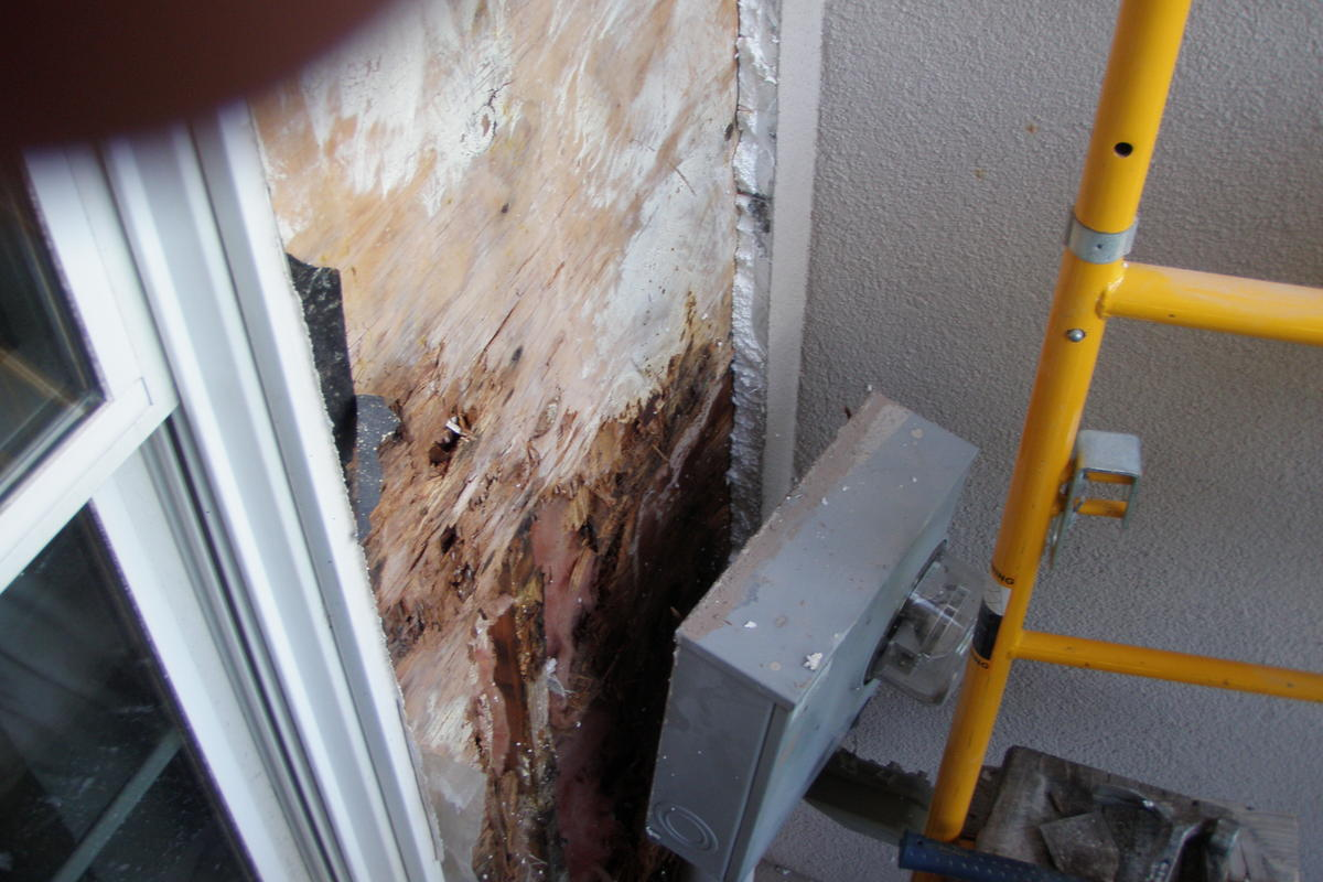synthetic stucco problems