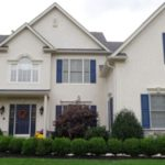 Bucks County stucco repair