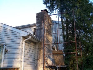 Chimney Stucco Repair Done Right Ai Restoration