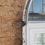 stucco windows
